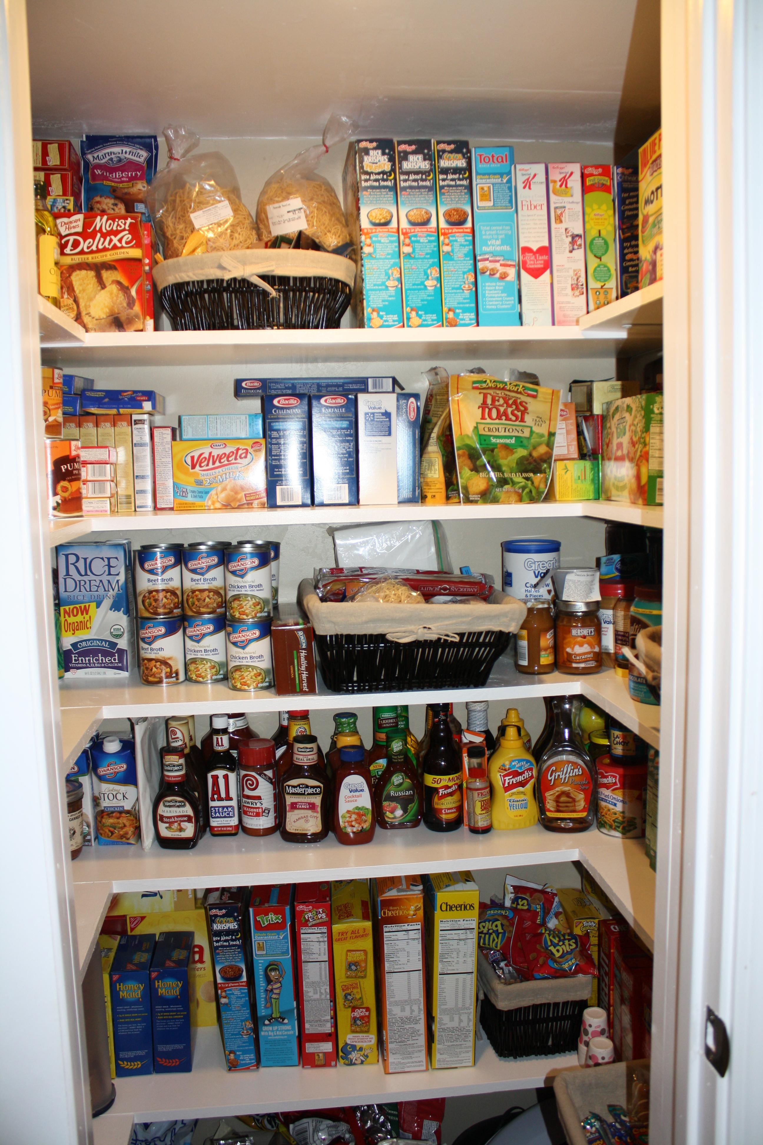 Food Pantry In Ferguson