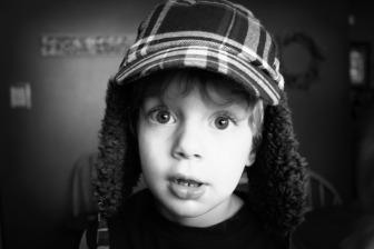 Tylan, age 3