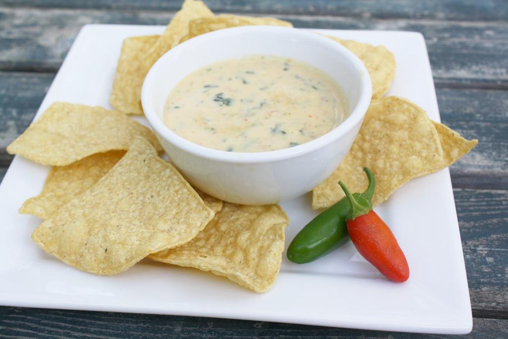 Gringo Mexican Kitchen Queso Recipe