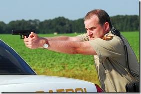 Alex Kendrick as Adam Mitchell in ``Courageous.''