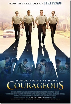 """Courageous"": So Where Are You Men of Courage? (5/6)"