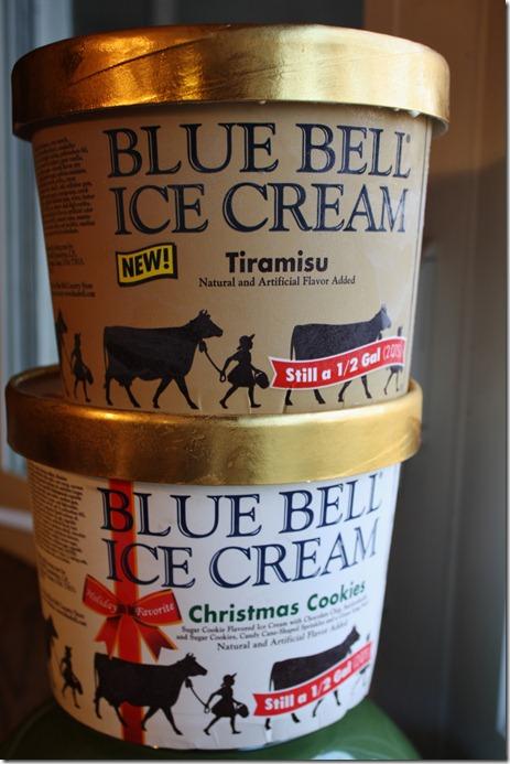Blue Bell Ice Cream Christmas