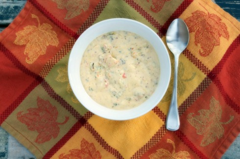 Amish Cheeseburger Soup