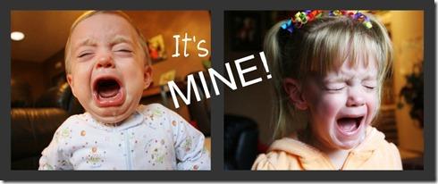 It's MINE! (2)