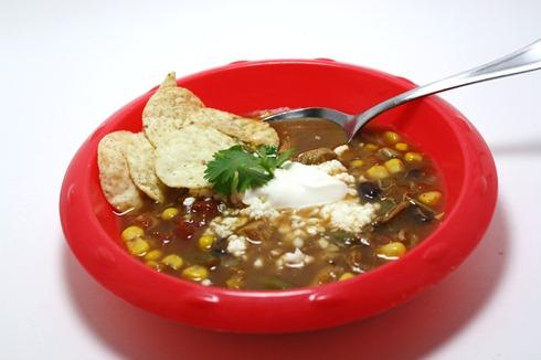 Mexican Dump Soup