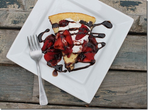 Banana Split Brownie Pie (3)