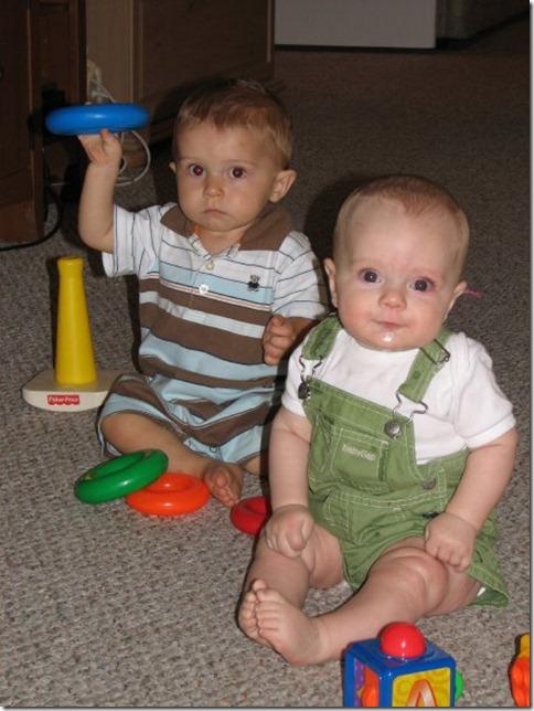 Karter and Ty