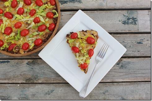 Taco Cornbread Pizza (2)