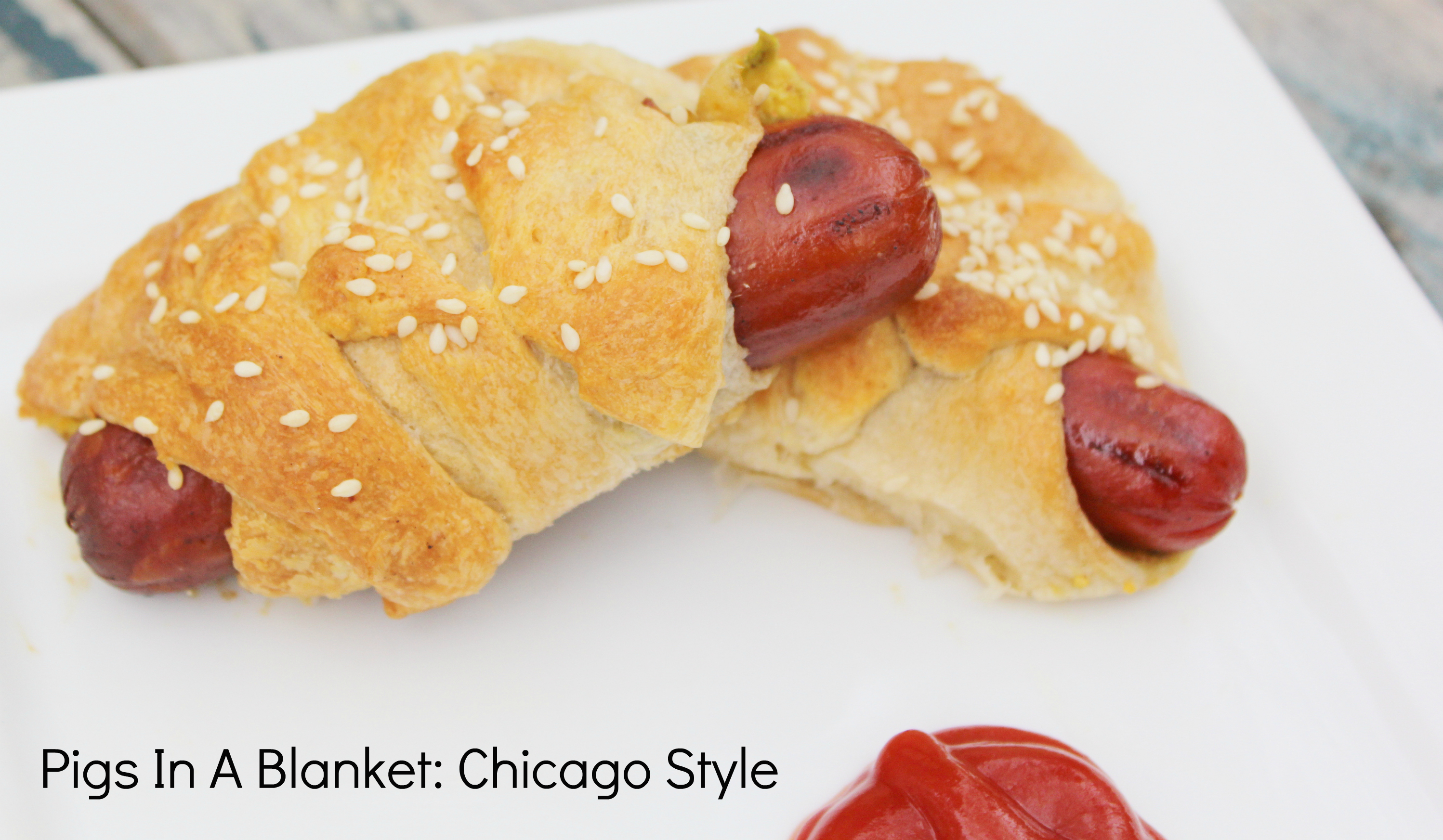 Pigs In A Blanket: Chicago Style | 4 little Fergusons