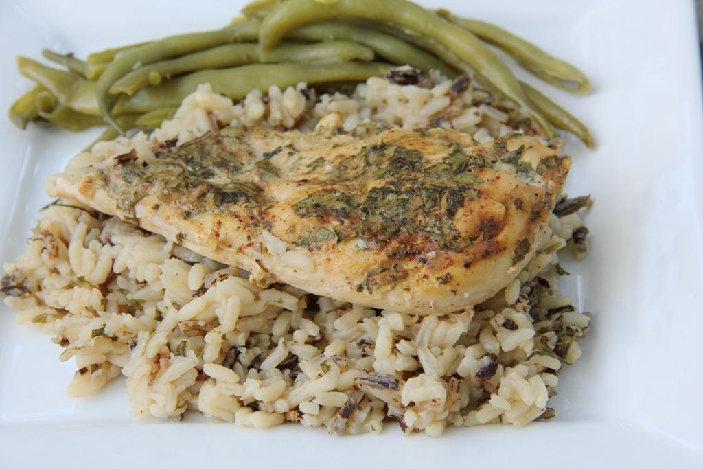 Baked Mustard Lime Chicken Recipe — Dishmaps