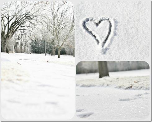 8) White as snow