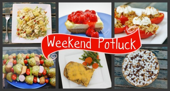 Weekend Potluck Banner