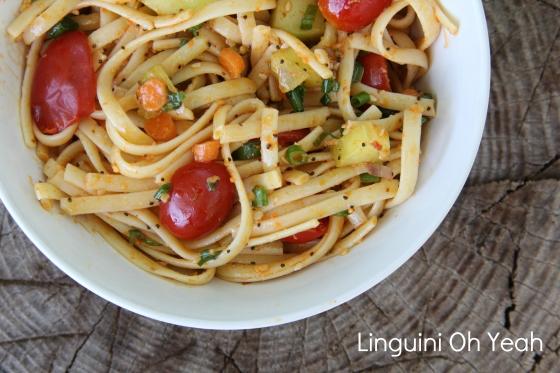 Linguini oh yeah