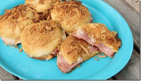 Marinated Ham Rolls (1)