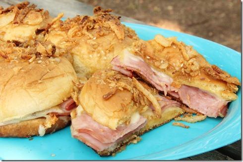 Marinated Ham Rolls (2)