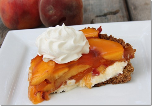 Peaches & Cream Pie (3)