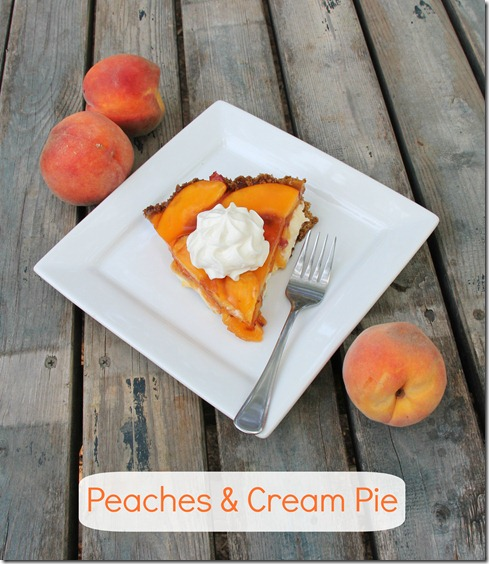 Peaches & Cream Pie (5)