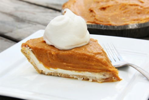 Double Sensation Pumpkin Pie (1)