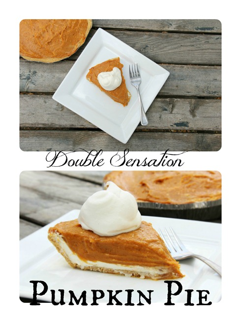 Double Sensation Pumpkin Pie (6)