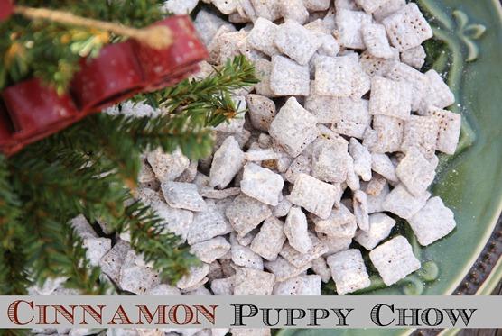 Cinnamon Puppy Chow txt