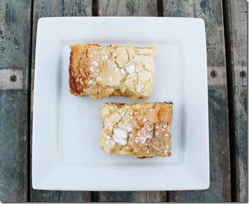 Gooey Butter Bars (2)