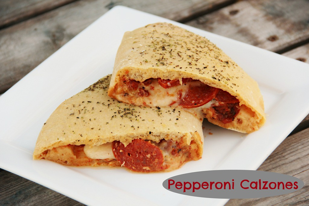 Pepperoni Calzones | 4 little Fergusons