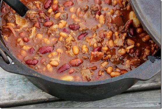 Settler's Beans