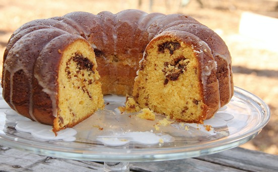 German Bundt Cake 2