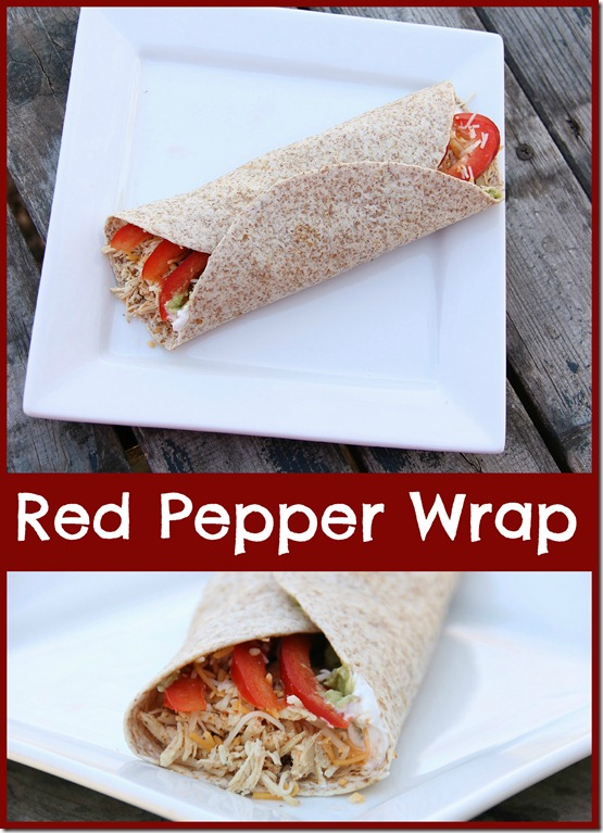 Red Pepper Wrap txt