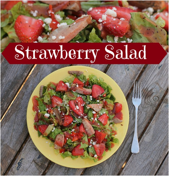 Strawberry Salad txt