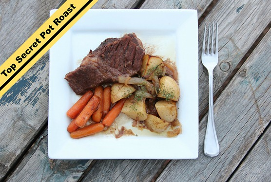 Top Secret Pot Roast