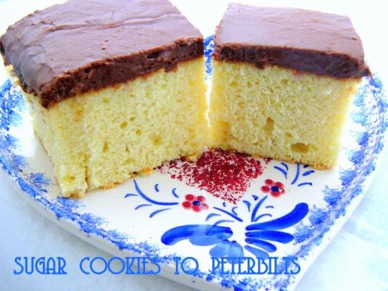 The Farmer's Daughter's Cake
