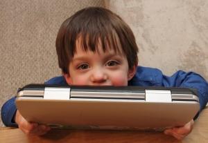 laptop toy
