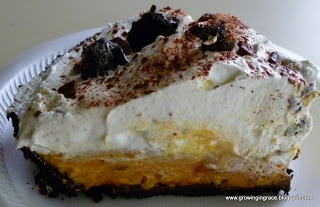 Nutella Oreo Peanut Butter Pie