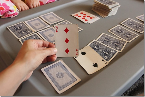 Playing Trash: A Fun Kids Card Game (5/6)