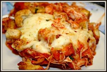 Chicken Parmesan Casserole