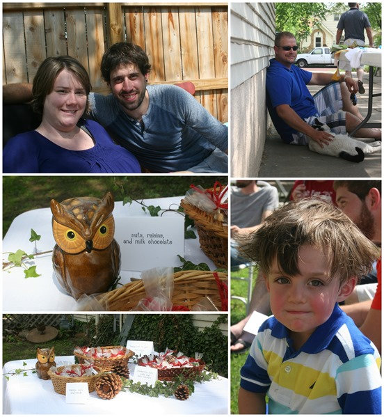 Baby Shower Collage 4
