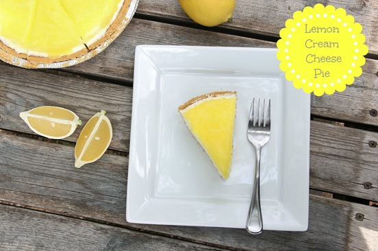Lemon Cream Cheese Pie txt