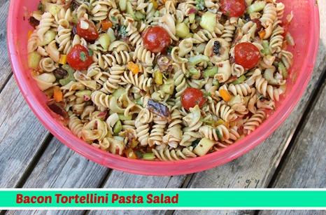 Bacon Tortellini Pasta Salad txt