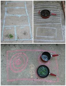 chalk kitchen