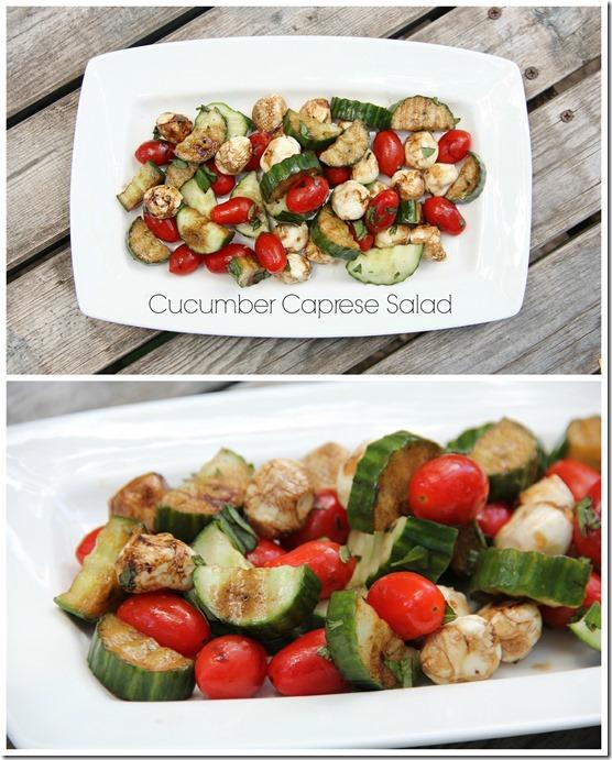 Cucumber Caprese Salad (1)