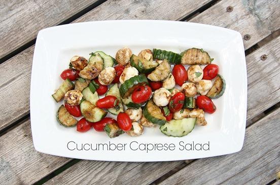 Cucumber Caprese Salad (2)