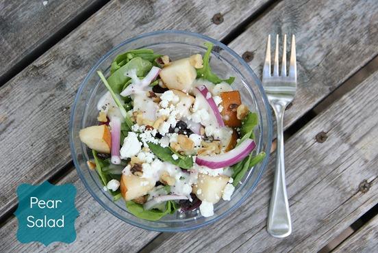 Pear Salad (2)