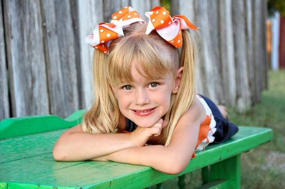 Avery age 5