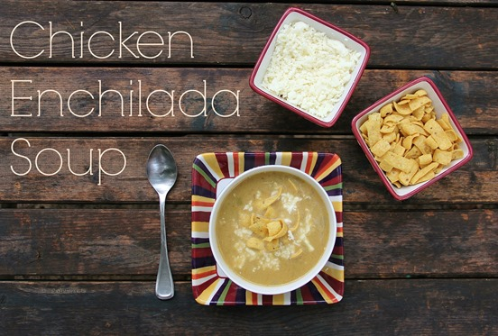 Chicken Enchilada Soup txt