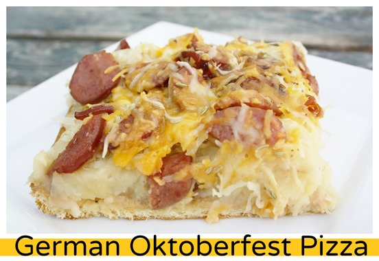 German Oktoberfest Pizza txt