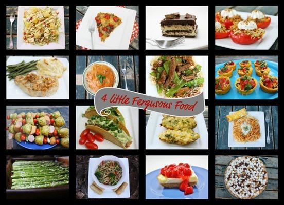 4 little Fergusons Food