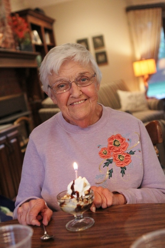 grandma 80