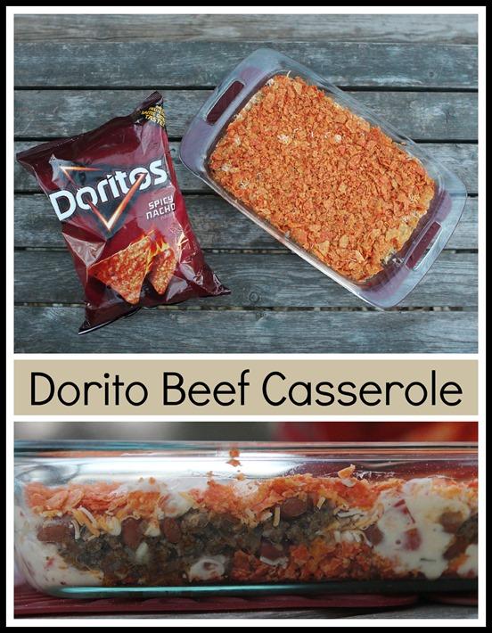 Dorito Beef Casserole