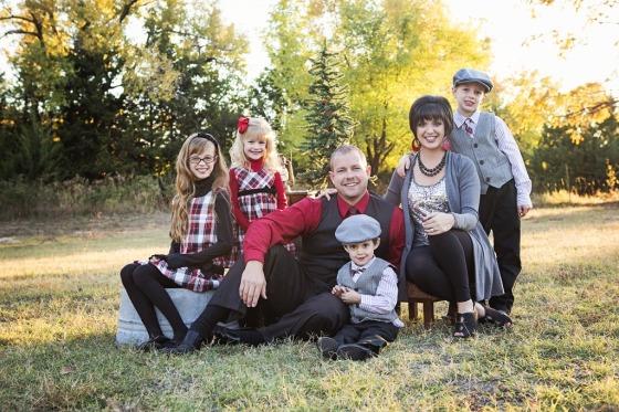 Ferguson Family 2013